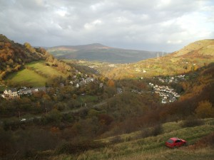 Beautiful Scenery in Blaenavon © Forgotten Landscapes